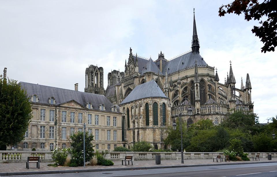 Reims - Champagne